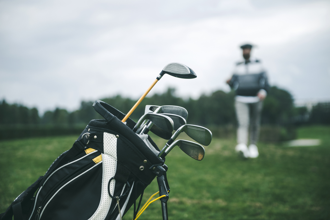 golf course accidents